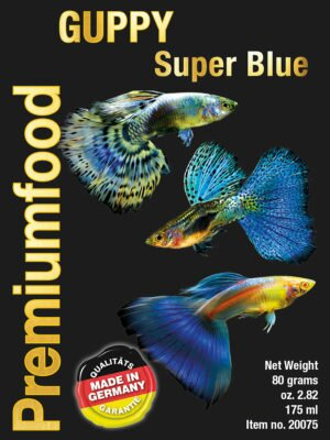 Guppy Super Blue 80gr