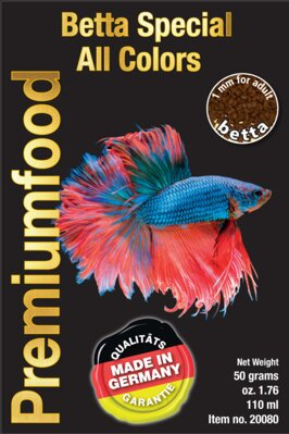 Betta Special All Colors 110ml 50gr