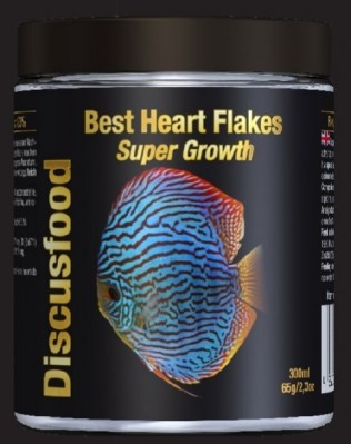 Best Heart Flakes Super Growth 300ml