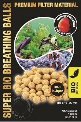 Super Bio Breathing Balls 1L