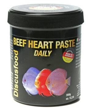 Beef Heart paste Daily 325g